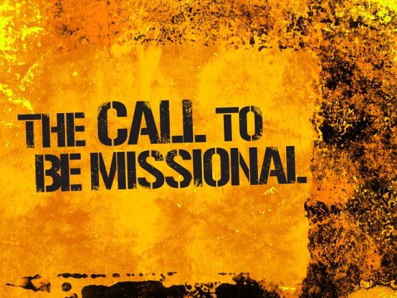 Introducing missional monday