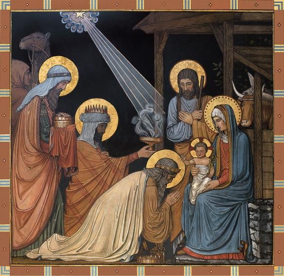 Celebrating Epiphany