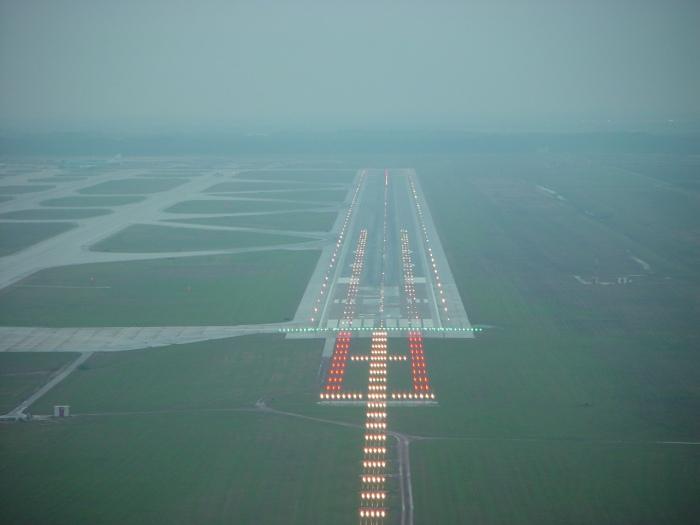 GBAS - runway
